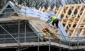 Carpenter on Roof 3500