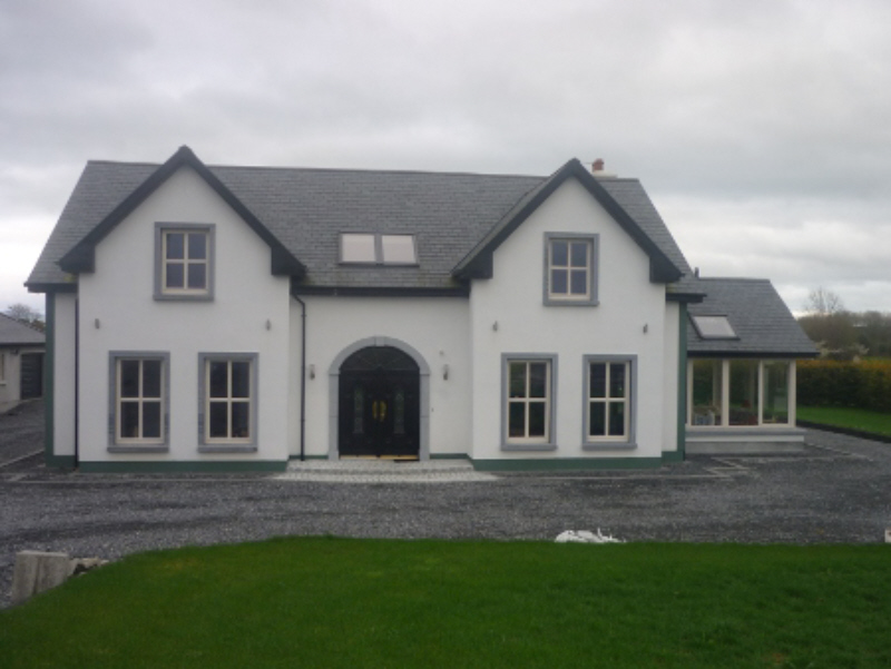 House types doyle brothers construction for Bungalow designs ireland