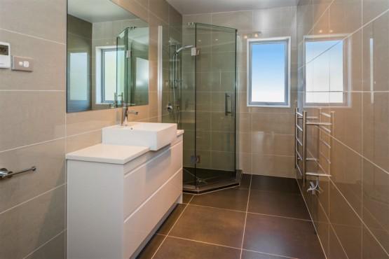 Post Work Finished Bathroom