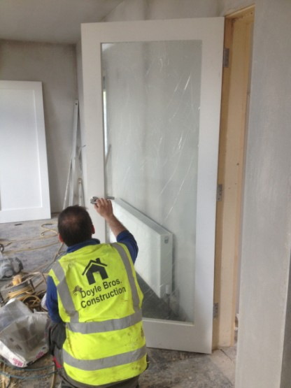 Westgate Bishopstown Joinery Stage Photo-20